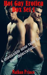 Hot Gay Erotica Box Set 1