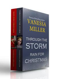 Through the Storm-Rain For Christmas Box Set
