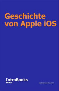 Geschichte von Apple iOS