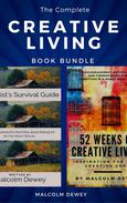 The Creative Living Book Bundle