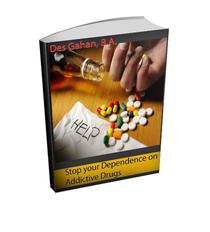 Stop Your Dependence on Addictive Drugs