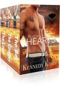 Blazing Hearts Books 1-3