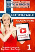 Imparare il norvegese - Lettura facile   Ascolto facile   Testo a fronte - Norvegese corso audio num. 1