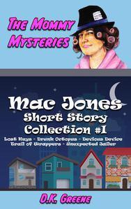 Mac Jones: Short Story Collection #1