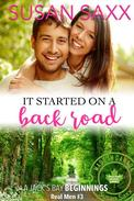 It Started on a Back Road: Small Town Military Romance & a Jack's Bay  Beginnings