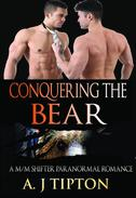 Conquering the Bear: A M/M Shifter Paranormal Romance