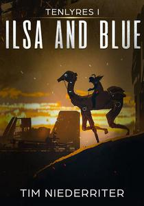 Ilsa and Blue