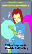 Comic Book Series: Spaceship Adventures 2