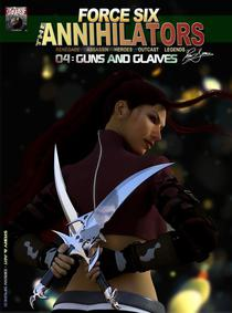 Force Six, The Annihilators 04 Guns and Glaives
