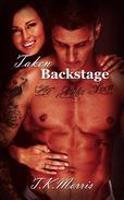 Taken Backstage (Rockstar Erotica)