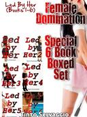 Led By Her (Books 1-6) Female Domination Special 6 Book Boxed Set