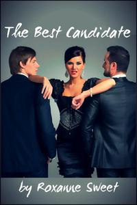 The Best Candidate (Billionaire MMF Bisexual Threesome Erotica)