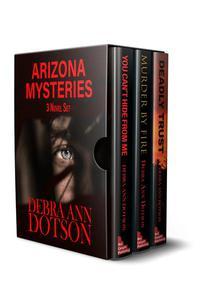 Arizona Mysteries - 3 Novel Set