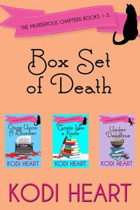 The Box Set of Death: The Murderous Chapters series books 1 - 3