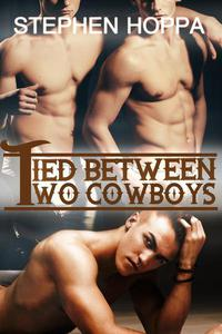Tied Between Two Cowboys