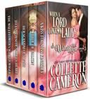 When a Lord Loves a Lady: A Waltz with a Rogue Collection, 1-5