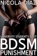 University Student's First BDSM Punishment