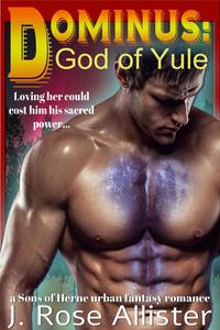 Dominus: God of Yule (A Sons of Herne urban fantasy romance)