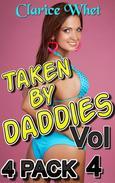 Taken By Daddies - 4-Pack Vol 4: incest taboo bareback creampie impregnation pregnancy breeding daddy daughter daddy daughter erotica father daughter father daughter erotica family sex first time sex