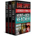 Licensed to Thrill 1: Hunt For Jack Reacher Series Thrillers Books 1 - 3