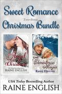 Sweet Romance Two-Book Christmas Bundle: An Angel for Christmas and Some Christmas Magic