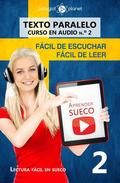 Aprender sueco | Fácil de leer | Fácil de escuchar | Texto paralelo CURSO EN AUDIO n.º 2