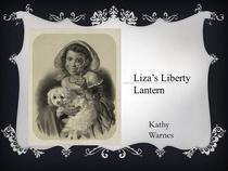 Liza's Liberty Lantern