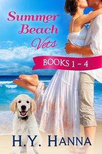Summer Beach Vets Collection Boxset
