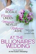 At the Billionaire's Wedding
