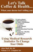 Let's Talk Coffee & Health - Volume 1-4