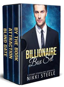 Billionaire Box Set: 3 Steamy Standalone Romances