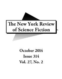 New York Review of Science Fiction October 2014
