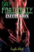 Gay Fraternity Initiation