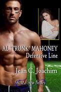 """Al """"Trunk"""" Mahoney, Defensive Line"""