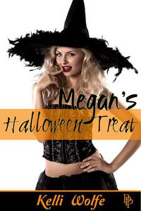 Megan's Halloween Treat
