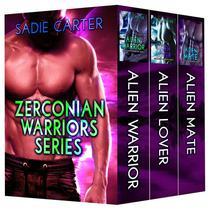 Zerconian Warrior Series (books 1-3)