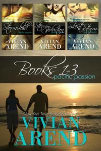 Pacific Passion: Books 1-3