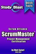 Study Blast CSM ScrumMaster Study Guide