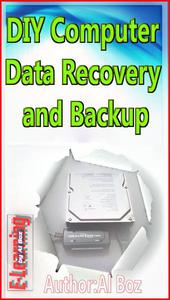 DIY Computer Data Recovery and Backup