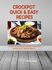 Crockpot Quick & Easy Recipes