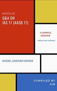 Q&A on IAS 17 (AASB 17)