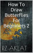 How To Draw Butterflies For Beginners 2