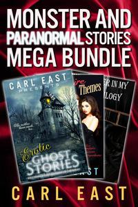 Monster and Paranormal Stories Mega Bundle