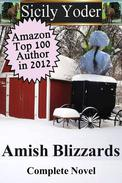 Amish Blizzards: The Complete Novel