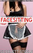 Busty Cafe Manager Traps her Perverted Assistant in her Facesitting Trap - A First Time Femdom Female Domination Short Story