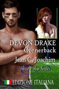 Devon Drake, Cornerback (Edizione Italiana)