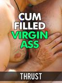Cum Filled Virgin Ass (First Time Gay Confessional M/M/M/M/m Anal Creampie Orgy)
