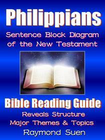 Philippians - Sentence Block Diagram Method