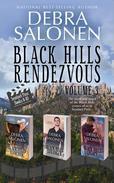 Black Hills Rendezvous Boxed Set: Volume 3 (Books 8-10)