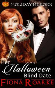 Her Halloween Blind Date
